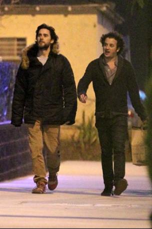 28 mars 2012 Jared et Jamie en balade @CA 313