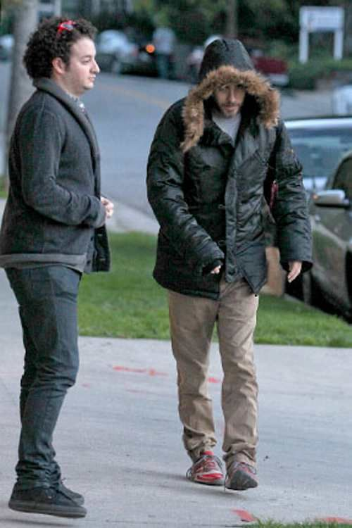 28 mars 2012 Jared et Jamie en balade @CA 612