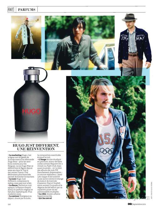 Jared Leto dans une pub Hugo Boss - Page 16 Sept1110