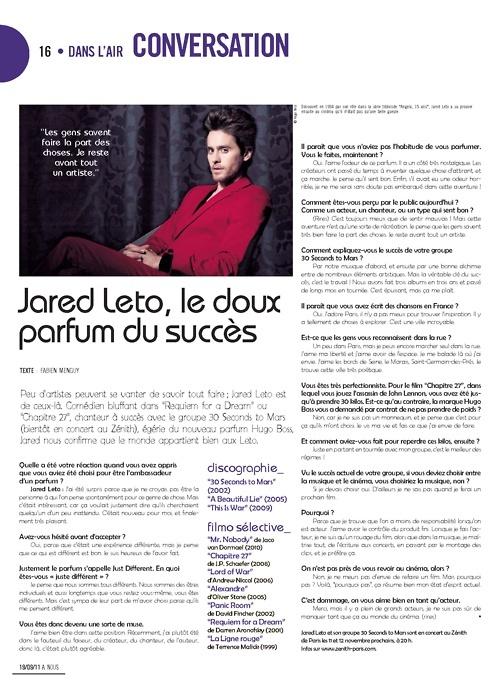 """Jared dans """"A nous"""" du 19 septembre 2011 Tumblr16"""