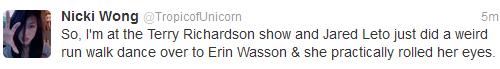 24 février 2012 - Jared @Terrywood Tweet_10
