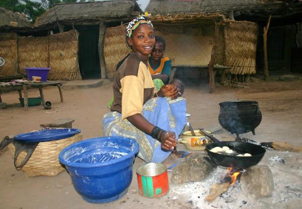 Récit d'un voyage en Afrique à bord d'une 2CV 2006 048_ma11