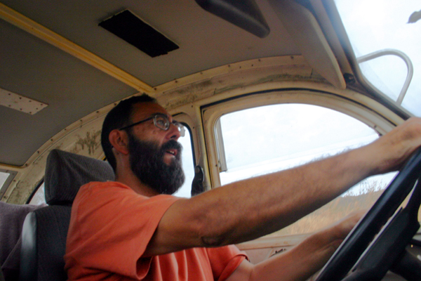 Récit d'un voyage en Afrique à bord d'une 2CV 2006 052_ma11