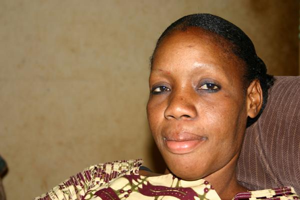 Récit d'un voyage en Afrique à bord d'une 2CV 2006 068_bu10