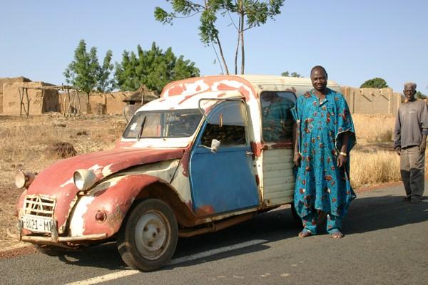 Récit d'un voyage en Afrique à bord d'une 2CV 2006 141_ma10
