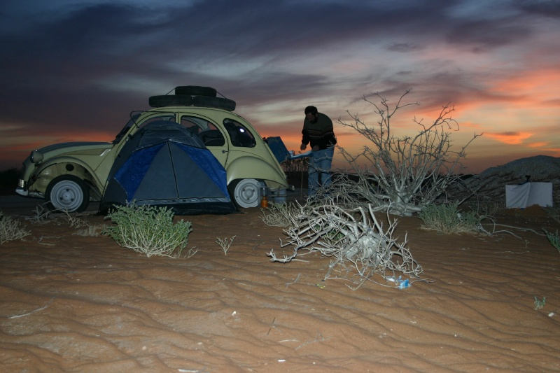 Récit d'un voyage en Afrique à bord d'une 2CV 2006 142_ma13