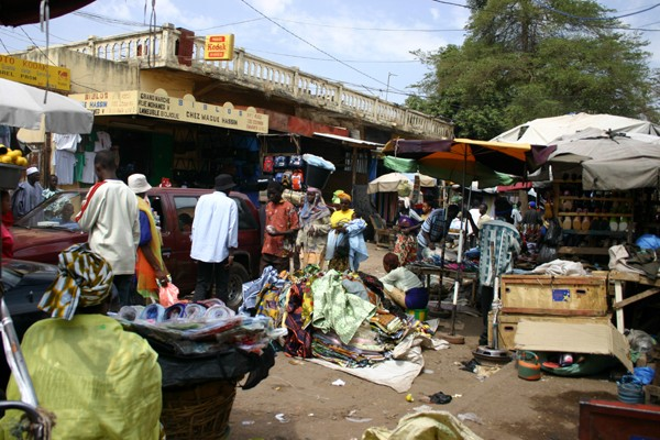 Récit d'un voyage en Afrique à bord d'une 2CV 2006 149_ma13