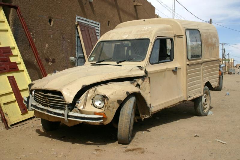 Récit d'un voyage en Afrique à bord d'une 2CV 2006 154_ma11
