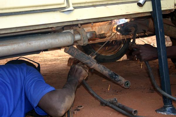 Récit d'un voyage en Afrique à bord d'une 2CV 2006 162_ma10