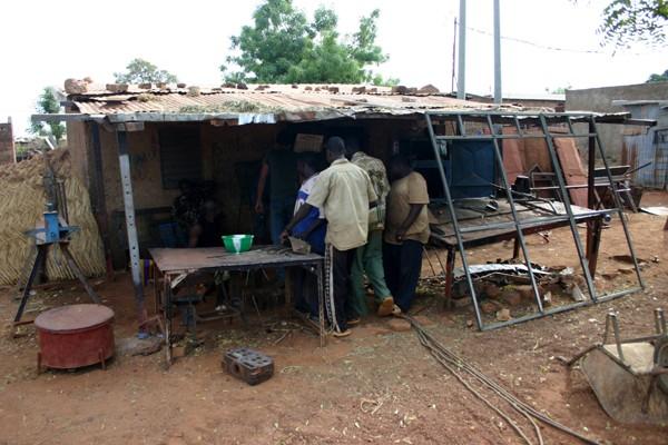 Récit d'un voyage en Afrique à bord d'une 2CV 2006 167_ma10