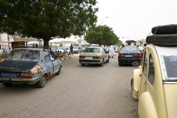 Récit d'un voyage en Afrique à bord d'une 2CV 2006 204_ma10