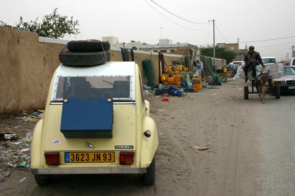 Récit d'un voyage en Afrique à bord d'une 2CV 2006 217_ma10