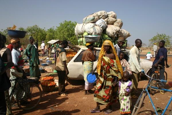 Récit d'un voyage en Afrique à bord d'une 2CV 2006 238_bu10