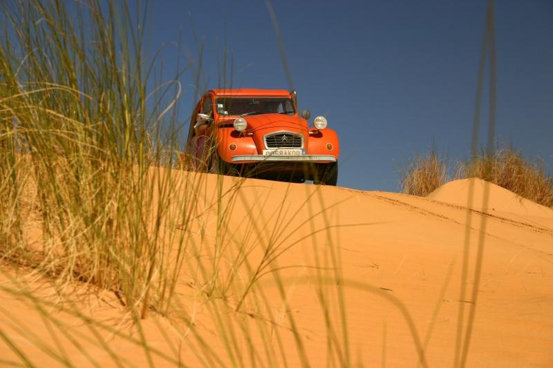 2006 Mauritanie en 4x4 bimoteur 2cv_bi20