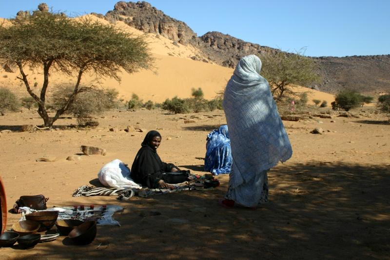 2006 Mauritanie en 4x4 bimoteur 2cv_bi26