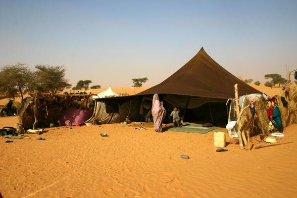 2006 Mauritanie en 4x4 bimoteur 2cv_bi37