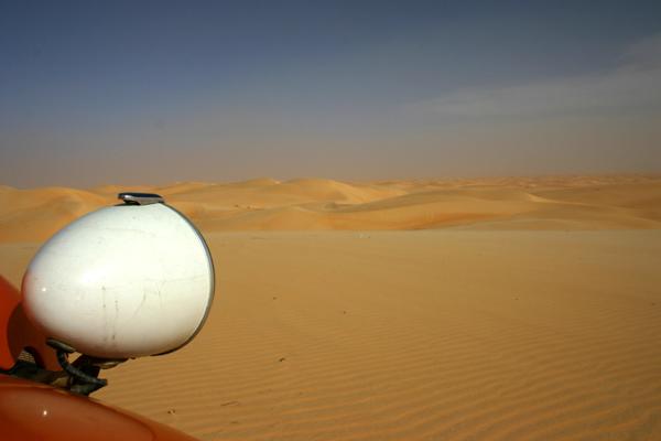 2006 Mauritanie en 4x4 bimoteur 2cv_bi39