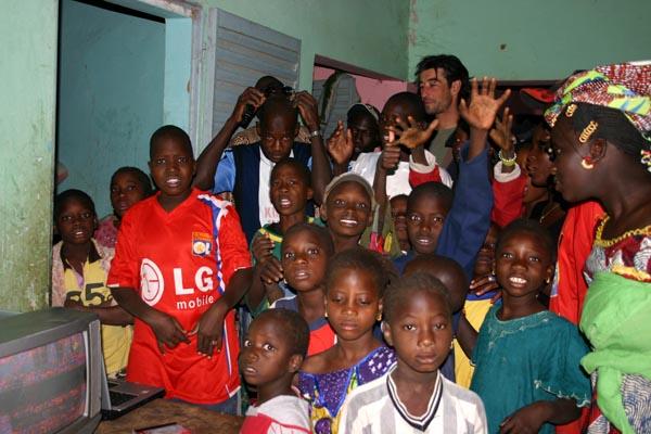 Récit d'un voyage en Afrique à bord d'une 2CV 2006 87_che10