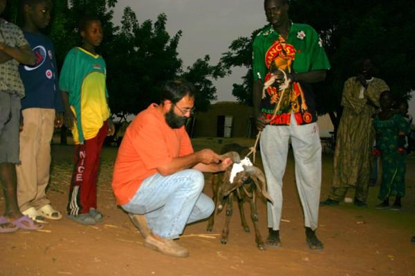 Récit d'un voyage en Afrique à bord d'une 2CV 2006 Imagen13
