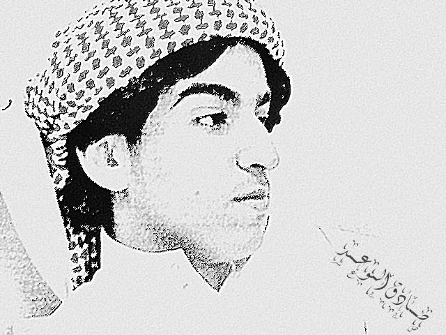 شاب سعودي يشارك في باب الحارة 3 -صورته- Dbcee910