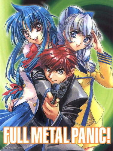 Full Metal Panic! Fullme10