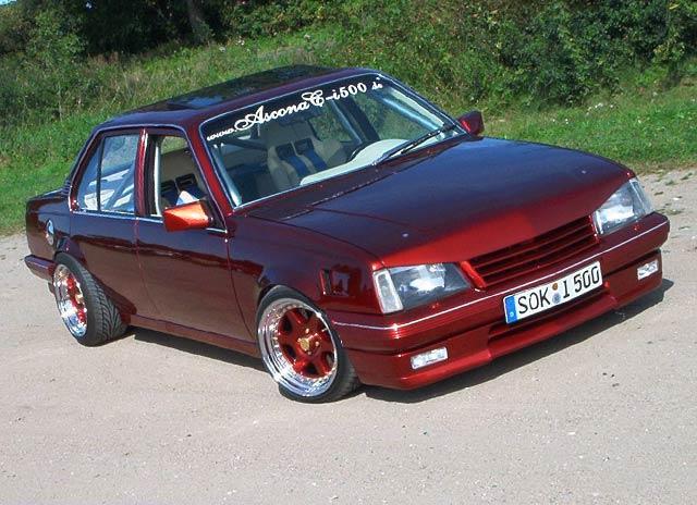 Ascona C V6 i500 / SOK-I 500 von Dennis i500 00110