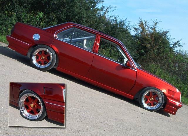 Ascona C V6 i500 / SOK-I 500 von Dennis i500 00310