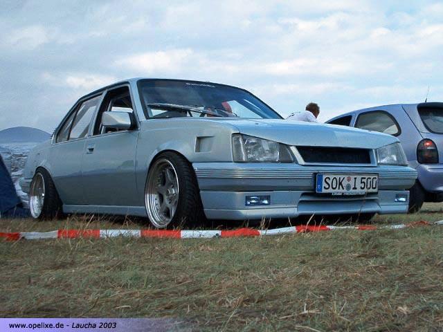 Ascona C V6 i500 / SOK-I 500 2003 Dennis15