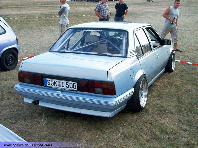 Ascona C V6 i500 / SOK-I 500 2003 Dennis16