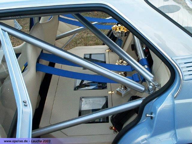 Ascona C V6 i500 / SOK-I 500 2003 Dennis18