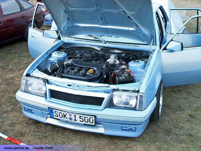 Ascona C V6 i500 / SOK-I 500 2003 Dennis19