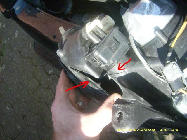 Omega B MV6 von Dennis i500 / Unfall Dsci5015