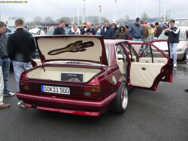 Ascona C V6 i500 / SOK-I 500 von Dennis i500 Show_a10