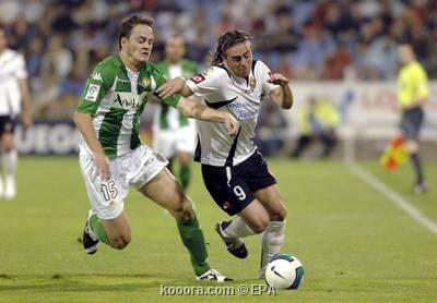 برشلونة يرغب في تكرار سيناريو بيكي مع سيرخيو جارسيا Epa_s174