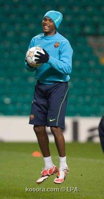 الكاميروني صامويل ايتو يعلن رغبته في الأنتقال الى الدوري الأنجليزي News_017