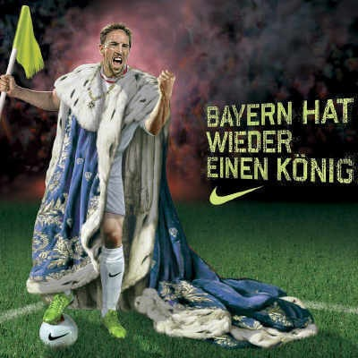 Ribery Nike Ribery10