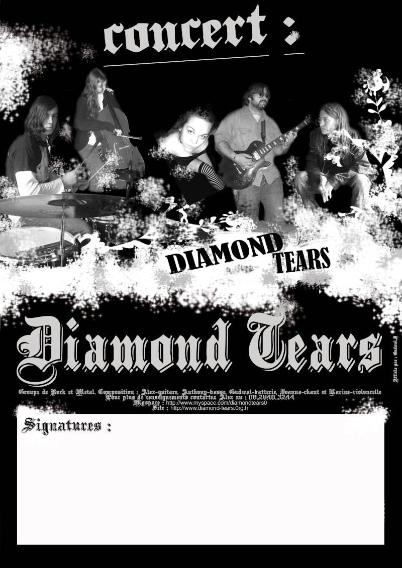 Forum de Diamond Tears - Portail Affich18