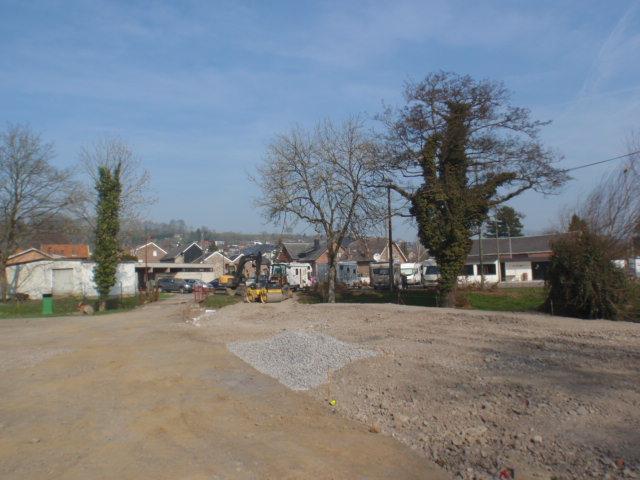 Hamoir - Aire de stationnement et services   Hamoir12