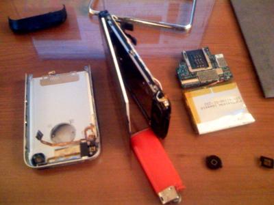 Comment démonter votre iPhone ? 410