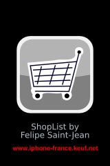Nouvelle Application ShopList Defaul14