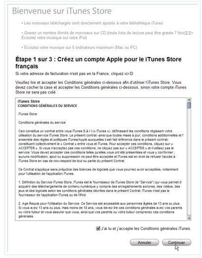 [TUTO] Créer un compte iTunes sans carte de crédit Sansti11