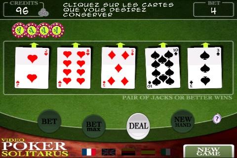 Nouveau Jeux PokerSolitarus Snap_123