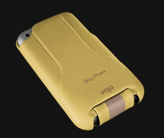 Etuis de luxe pour iPhone3G chez Vaja Vaja-i10