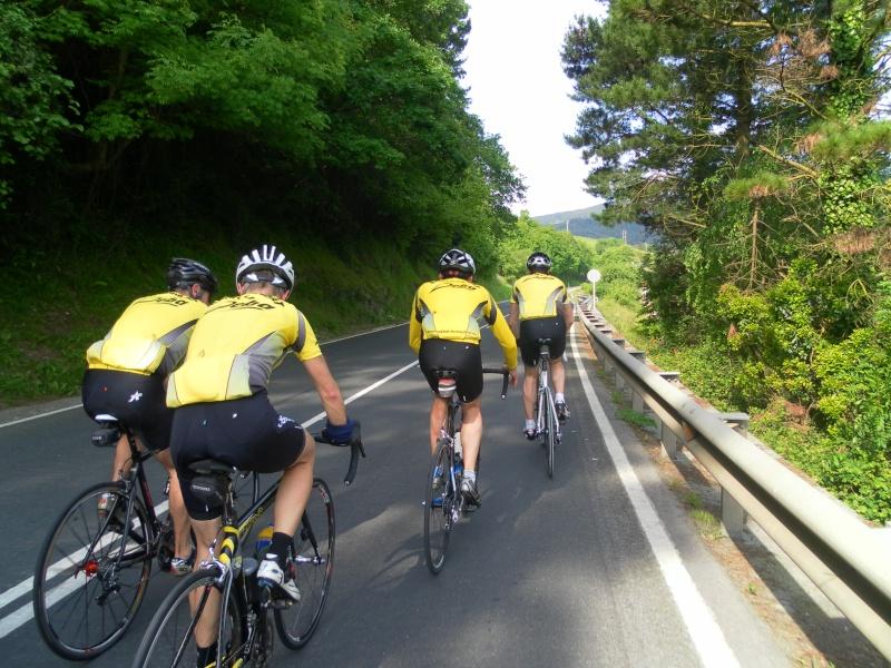 Salida cicloturistica por tierras Bizkaitarras mayo Sam_0610
