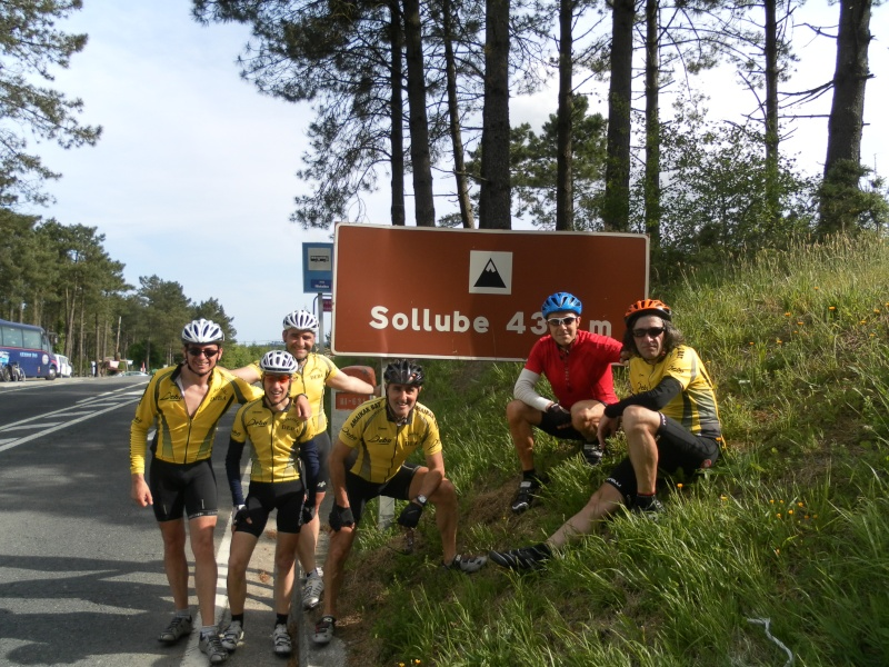 Salida cicloturistica por tierras Bizkaitarras mayo Sam_0611