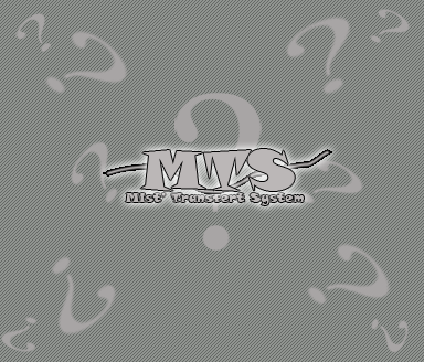 [RGSS3]MTS - MistTransferSystem v.1.0 Mts10