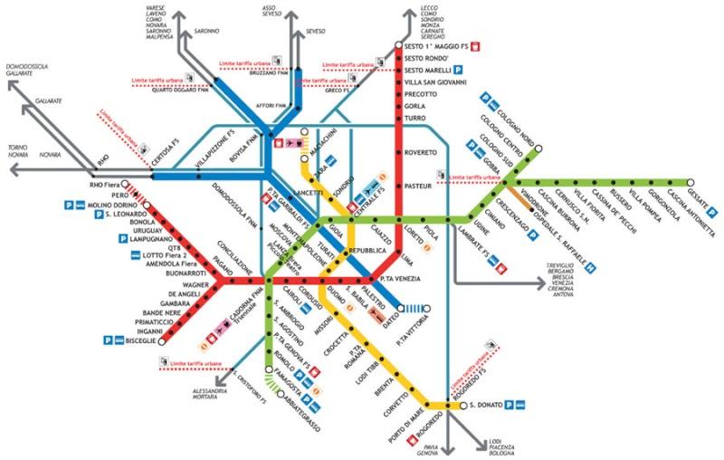 lle tappe dei giorni feriali Metro_11