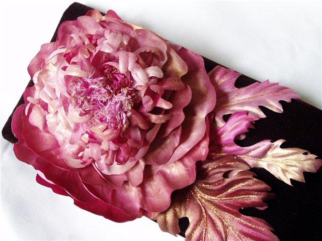 Цветы для одежды Photo011