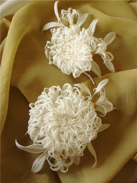 Цветы для одежды Photo110