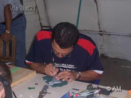 El Museo del Aire de Honduras . 10033010